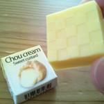 チロルチョコ 「シュークリーム」