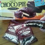 チョコパイ ニューヨークチーズケーキ