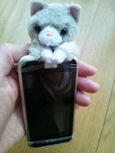 もふもふスマホの猫2