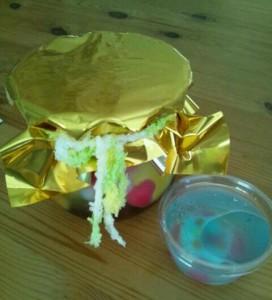 金魚ゼリー2
