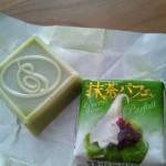 チロルチョコ 「抹茶パフェ」