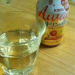 ホット炭酸 「キリンの泡 芳醇アップル&ホップ」