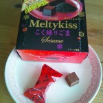 メルティーキッス「こく練りごま」「くちどけケーキ」